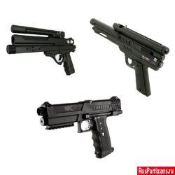 Обзор пистолетов