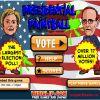 Президентский  пейнтбол (Flash-игра)