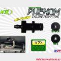 Phenom Hi-Flow Cyclone Feed Fitting