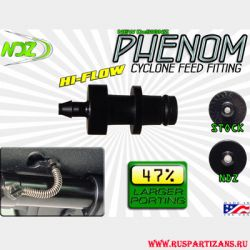 Phenom Hi-Flow Cyclone Feed Fitting