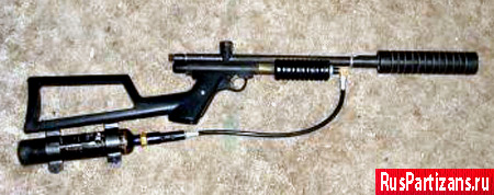 Как сделать ружье в домашних условиях своими руками видео