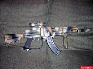Тюнинг маркера BT-4 Combat фото 2