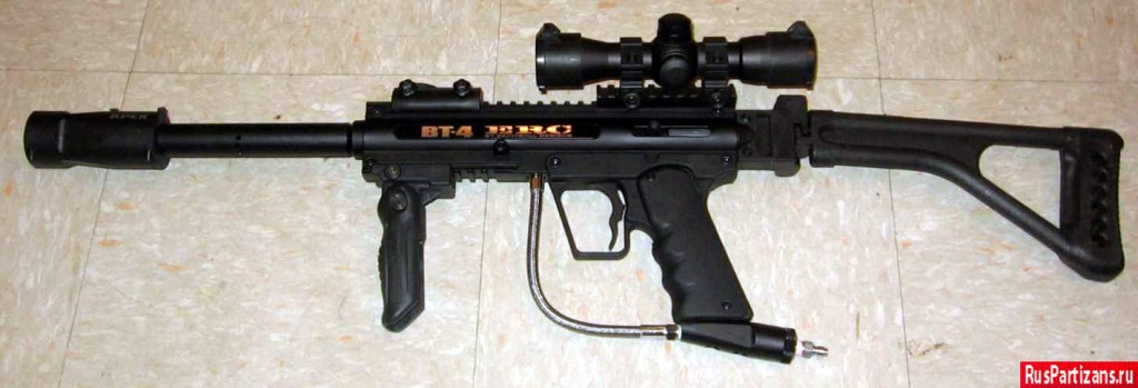 Тюнинг маркера BT-4 ERC фото 1