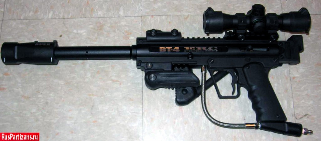 Тюнинг маркера BT-4 ERC фото 2