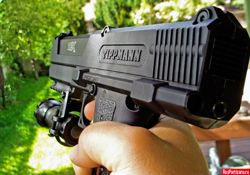 Пистолет Tippmann TPX фото 2