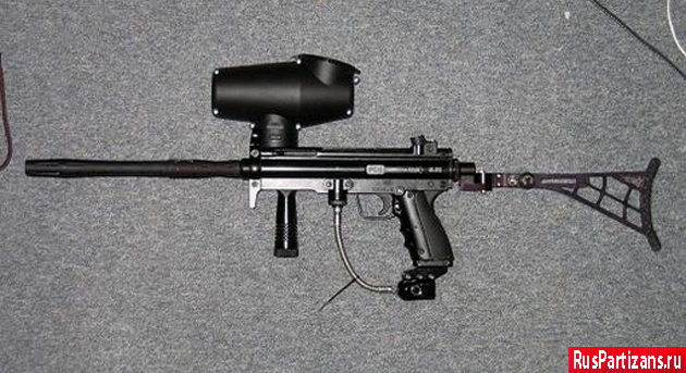 Модернизация (тюнинг) маркера PCS US5 Mechanical фото 3