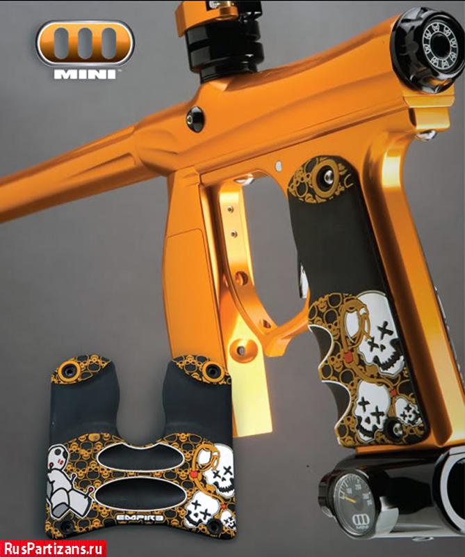 Оранжевый тюнинг маркера Invert Mini
