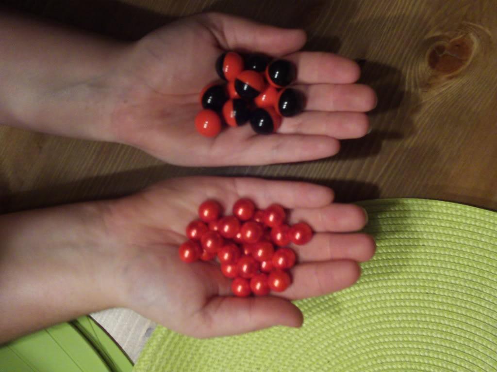 Сравнение пейнтбольных шаров 68 и 50 калибра фото 1