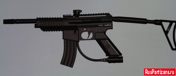 Spyder MR4 50-го калибра