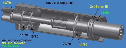 Техобслуживание маркера SP ION фото 13