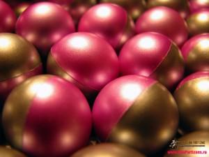 Пейнтбольные шары фото 3