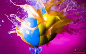 Пейнтбольные шары фото 2