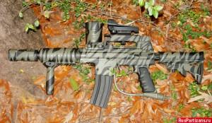 Тюнинг маркера BT-4