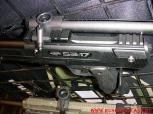 Внешний вид пейнтбольного пистолета BT SA-17 Pistol - фото 2