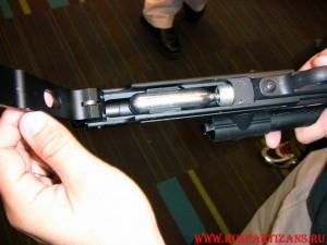 Внешний вид пейнтбольного пистолета BT SA-17 Pistol - фото 4