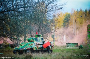 БИСИ-2011 «Батлфилд-3» (пейнтбол - battlefield 3) - фото 3