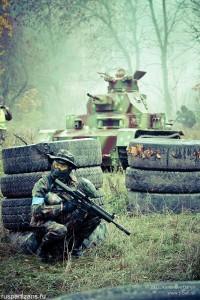 БИСИ-2011 «Батлфилд-3» (пейнтбол - battlefield 3) - фото 8