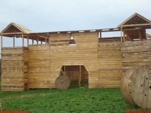 Пейнтбольная площадка «Форт» (фото 1)