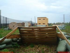 Пейнтбольная площадка «Квартал» (фото 4)